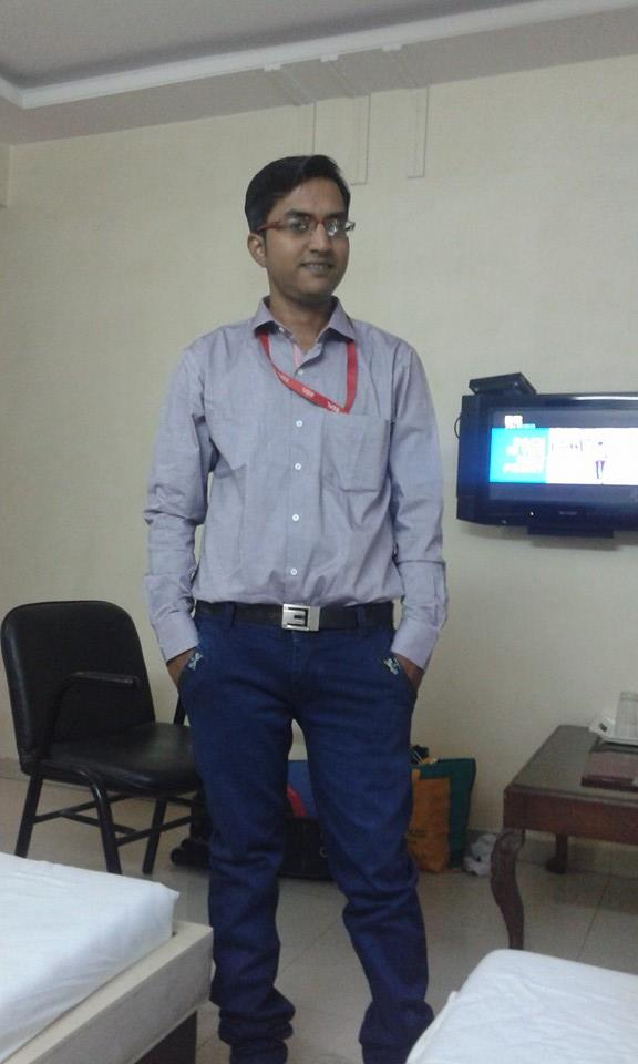 Mr. Raj(Sr. Web-Developer)